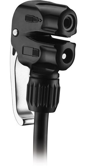 Lezyne Slip-Fit Dual-Pumpenkopf für Presta und Schrader Ventile schwarz